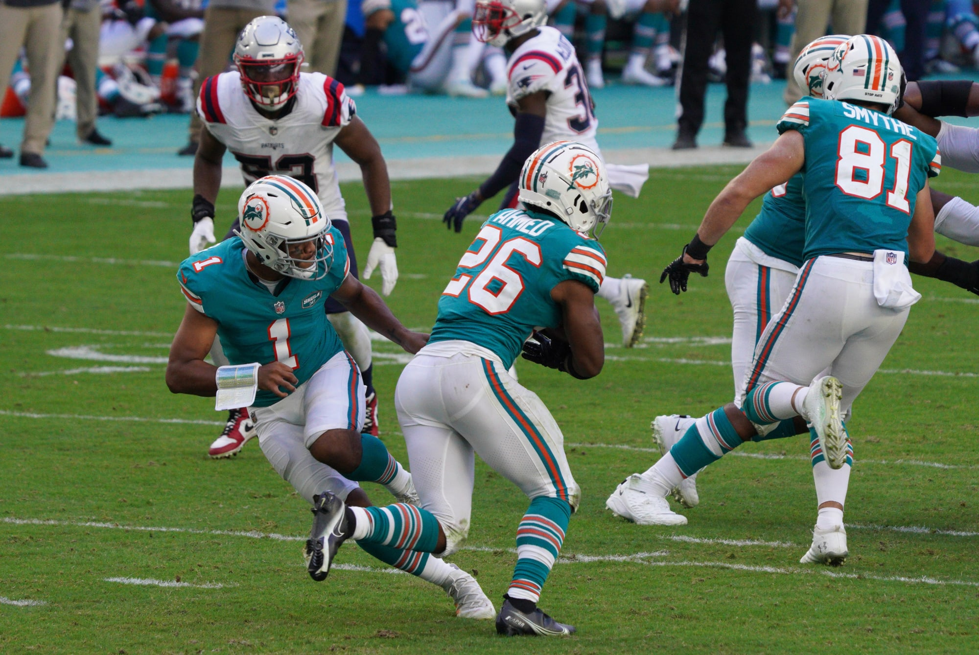 Time for the Miami Dolphins to stock up on offensive weapons