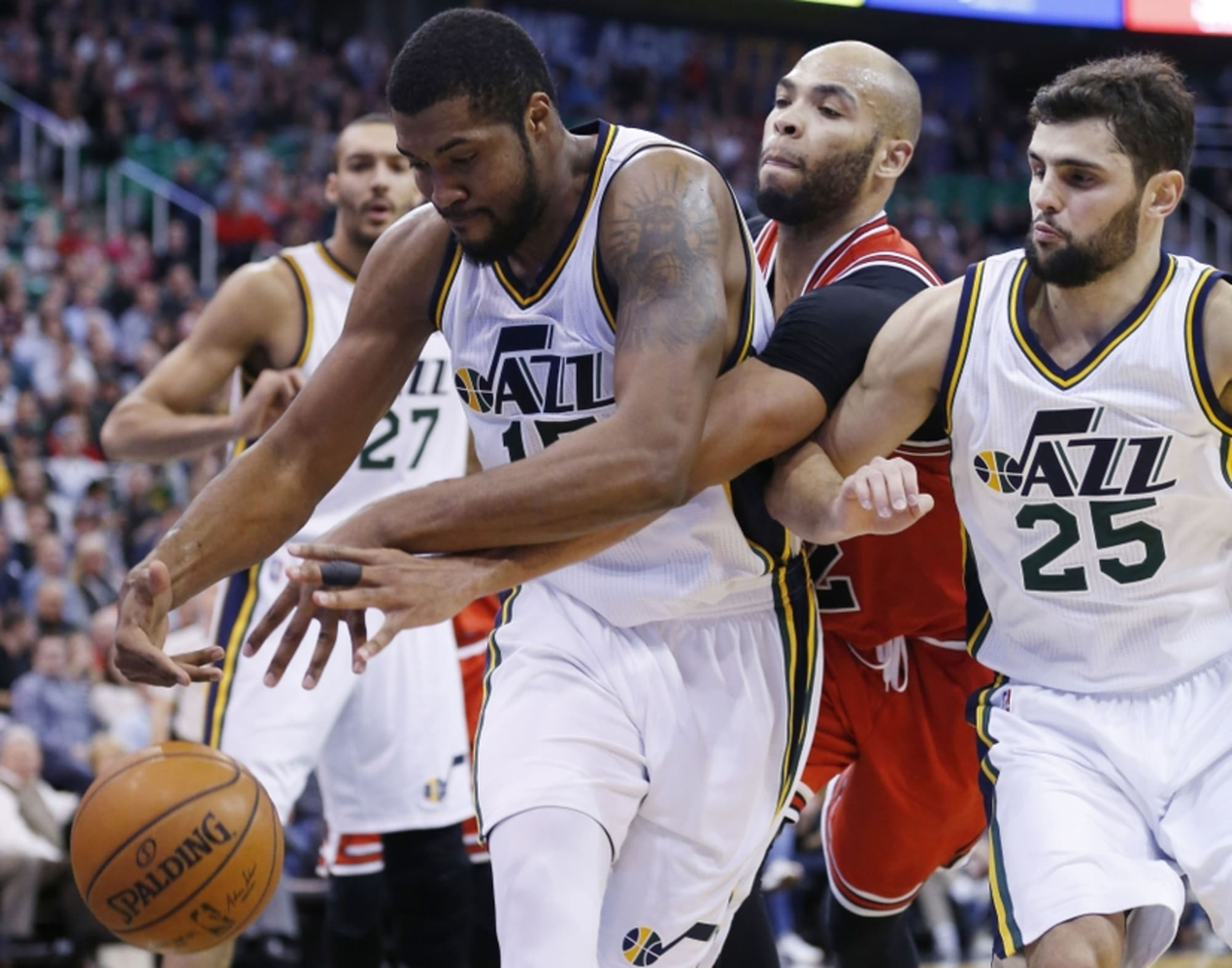 Chicago Bulls Vs Utah Jazz Game Outlook For Another National Tv Game