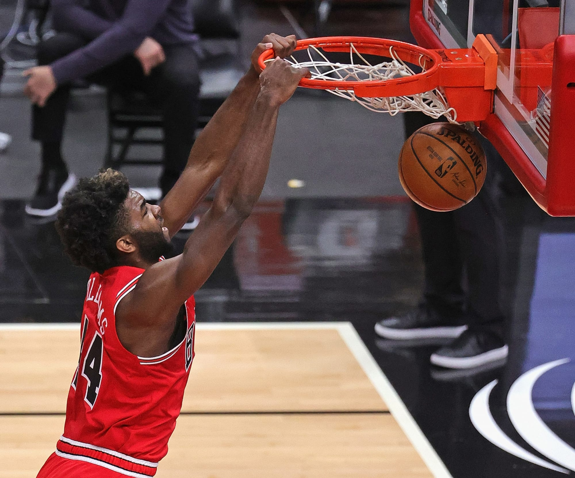 Chicago Bulls forward Patrick Williams snubbed in All-Rookie Team voting