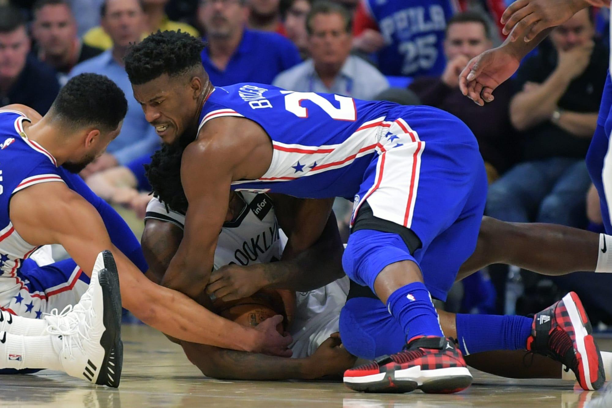 2019 NBA Playoffs: Former Chicago Bulls Balling Out