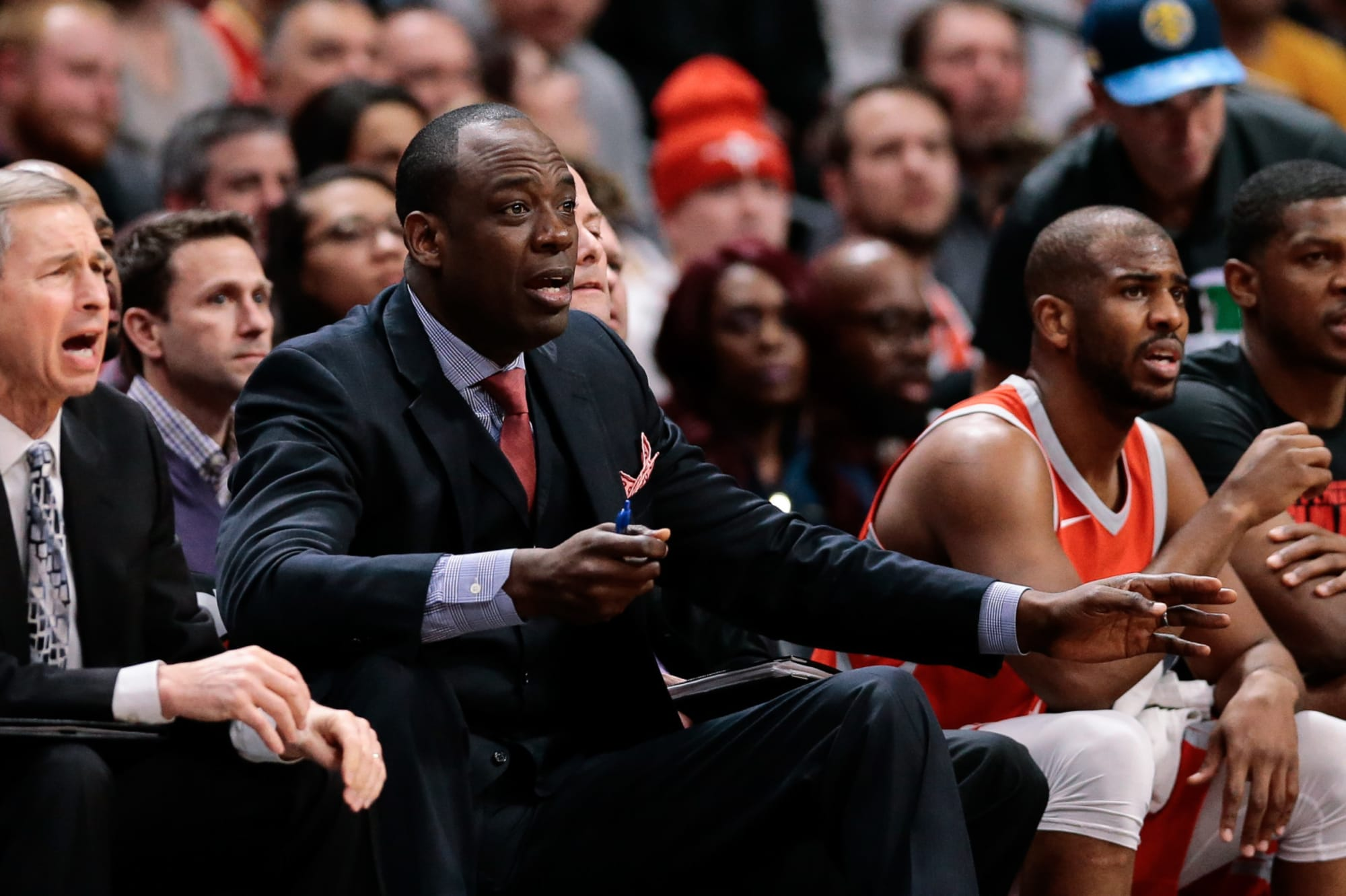 Doc Rivers, Sixers interested in ex-Chicago Bulls assistant Roy Rogers