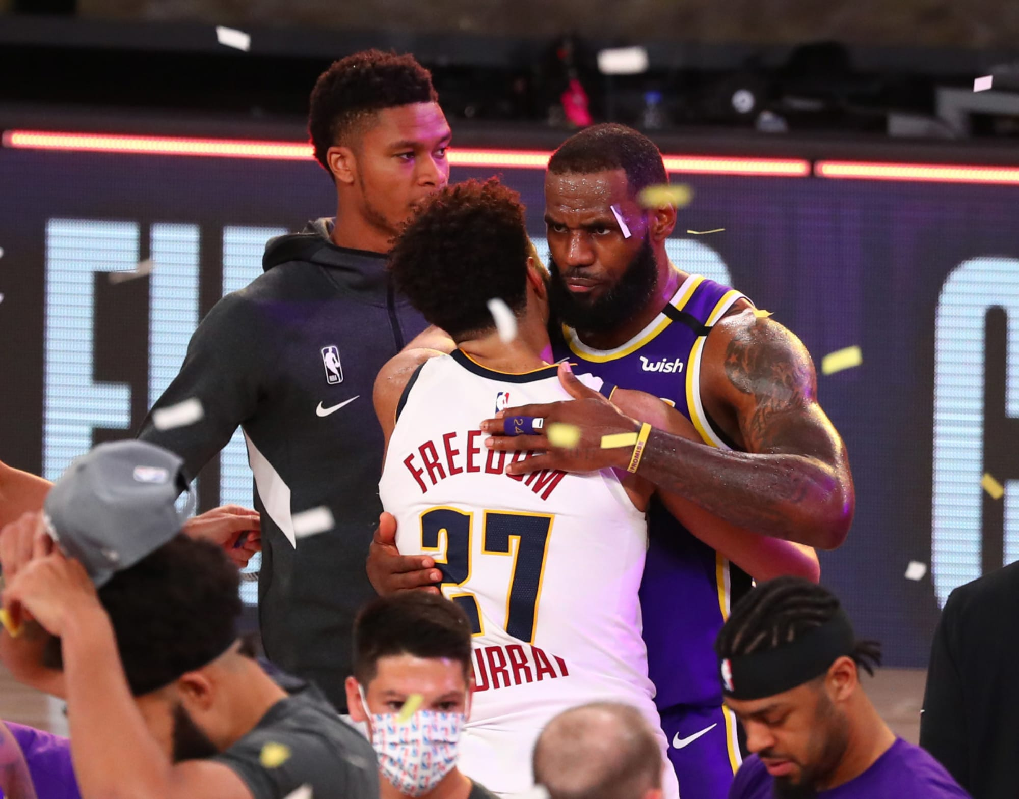 Chicago Bulls: Jamal Murray backs Olajuwon that MJ is better than LeBron