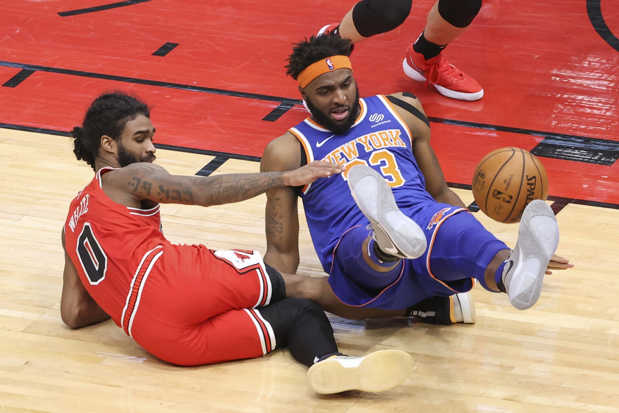 Chicago Bulls: 3 possible Knicks trade targets to watch next season