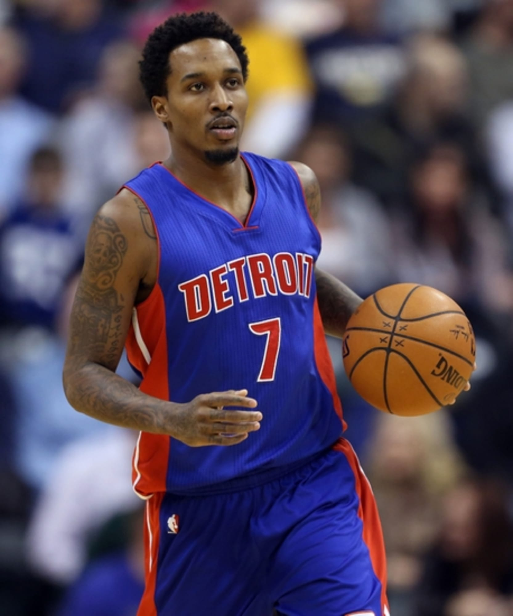 Pistons trade-value rankings No. 4: Brandon Jennings