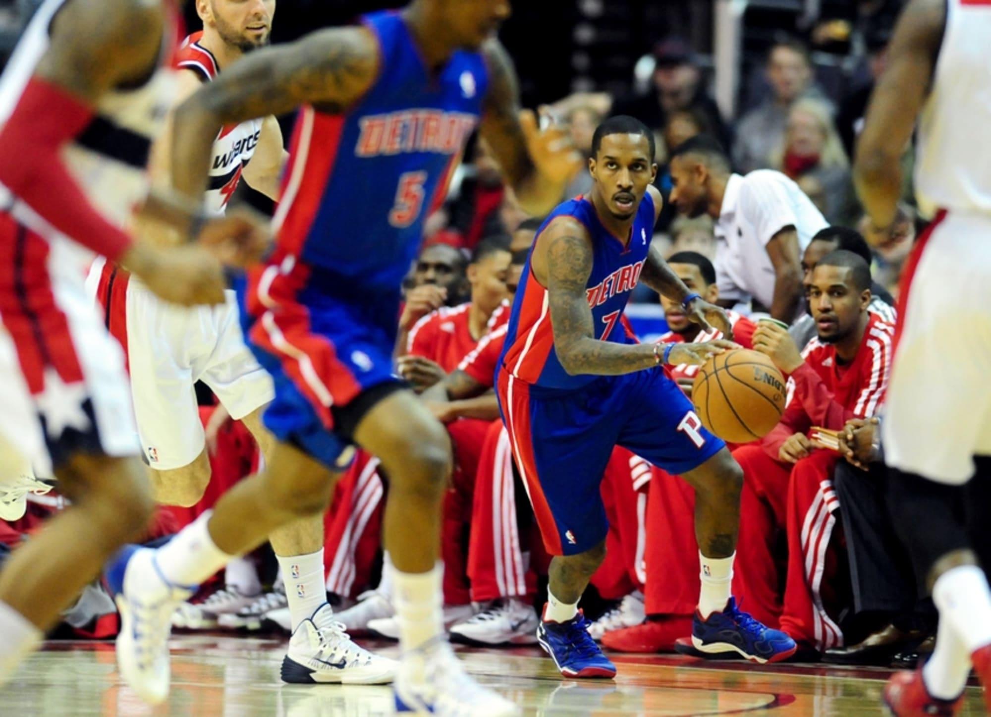 Pistons expecting Brandon Jennings back in December