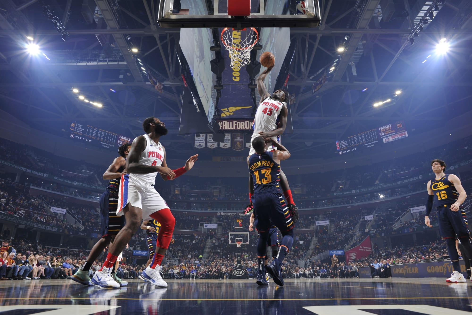 Detroit Pistons: Sekou Doumbouya's Destined Deliverance