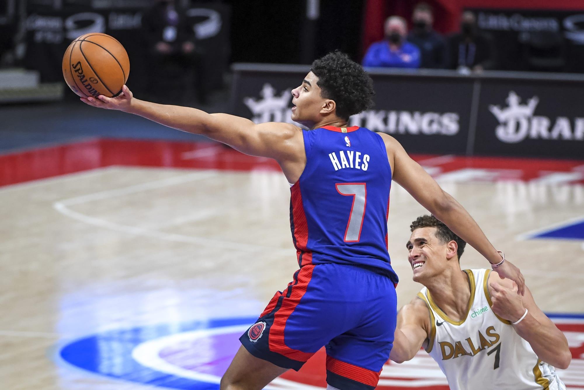 Detroit Pistons: 3 reasons Killian Hayes will be better than Haliburton