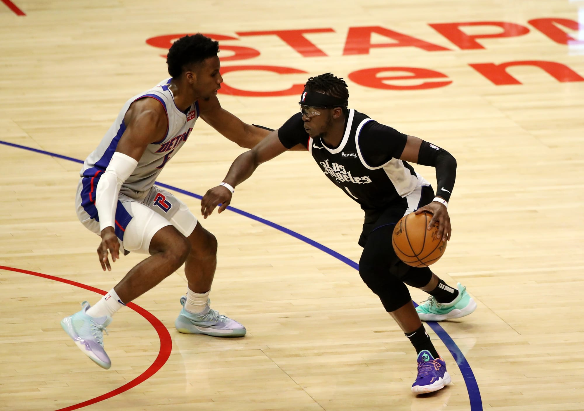 Ex-Detroit Pistons are carrying the Los Angeles Clippers