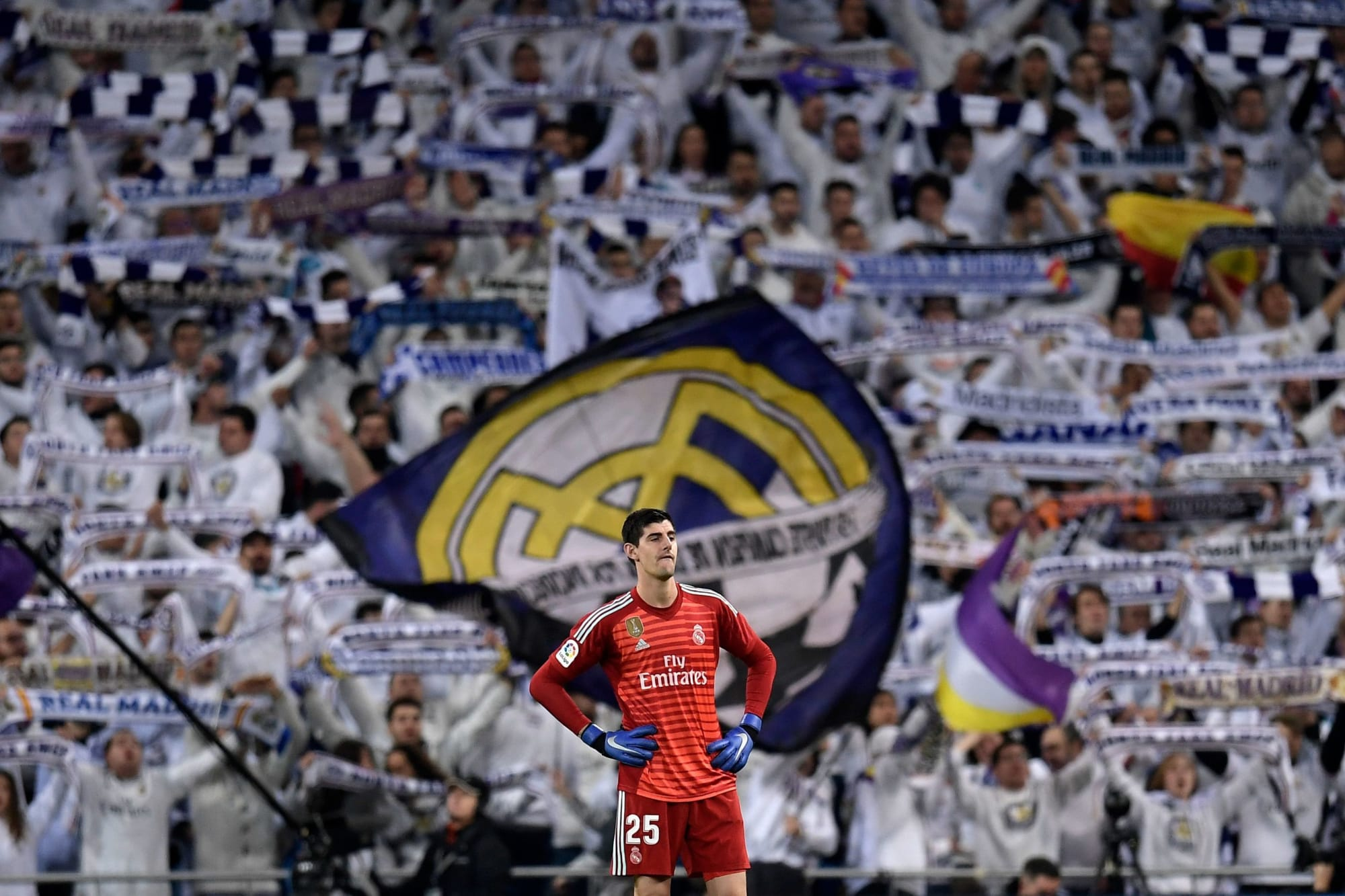 Real Madrid Identify Thibaut Courtois' Potential Replacement