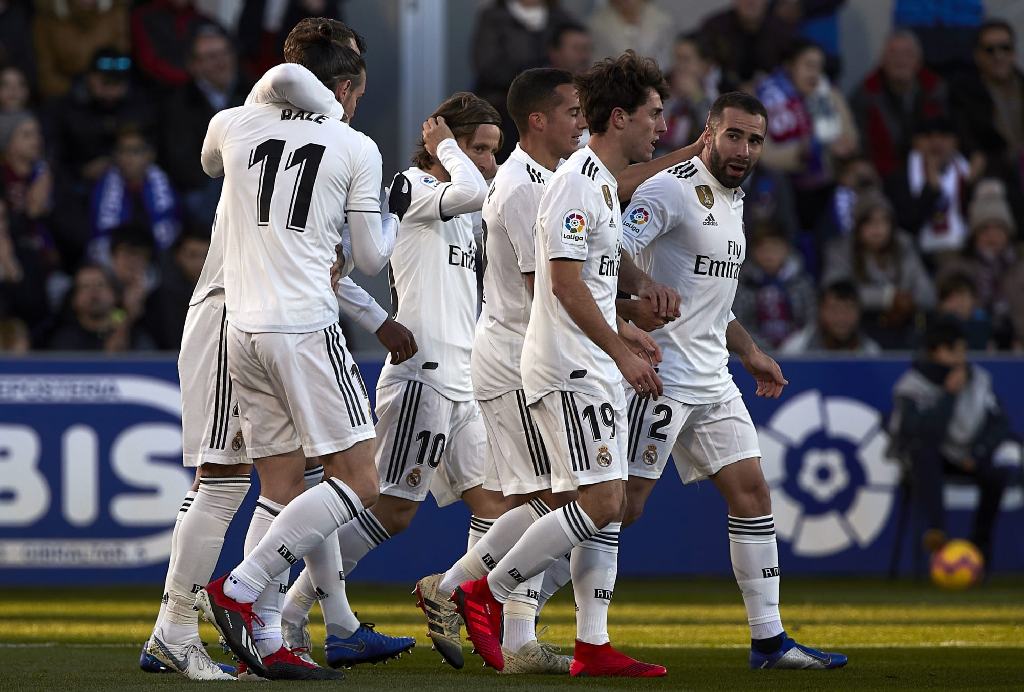 real madrid vs huesca - photo #26