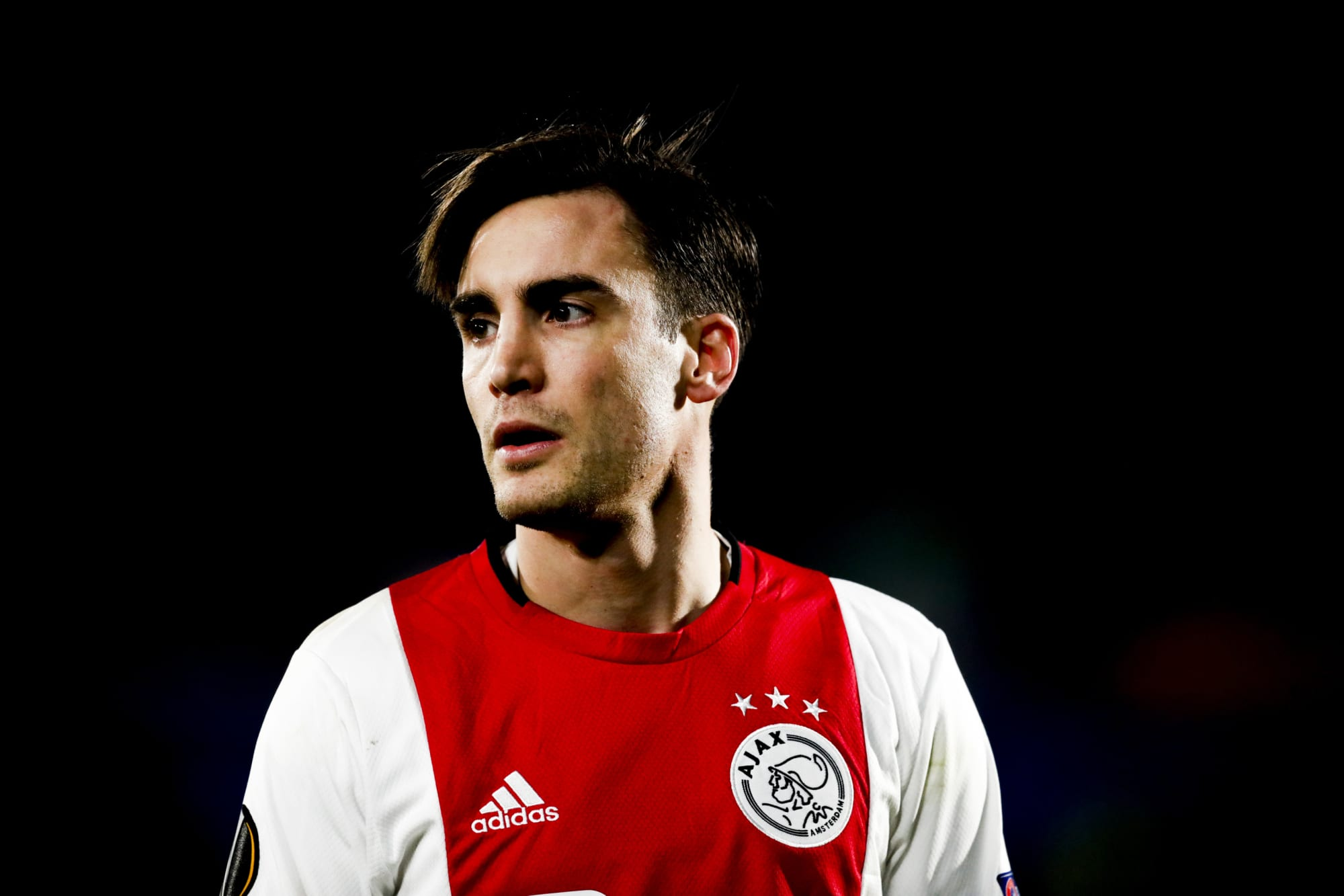 Chelsea considering move for Ajax star as Ben Chilwell alternative