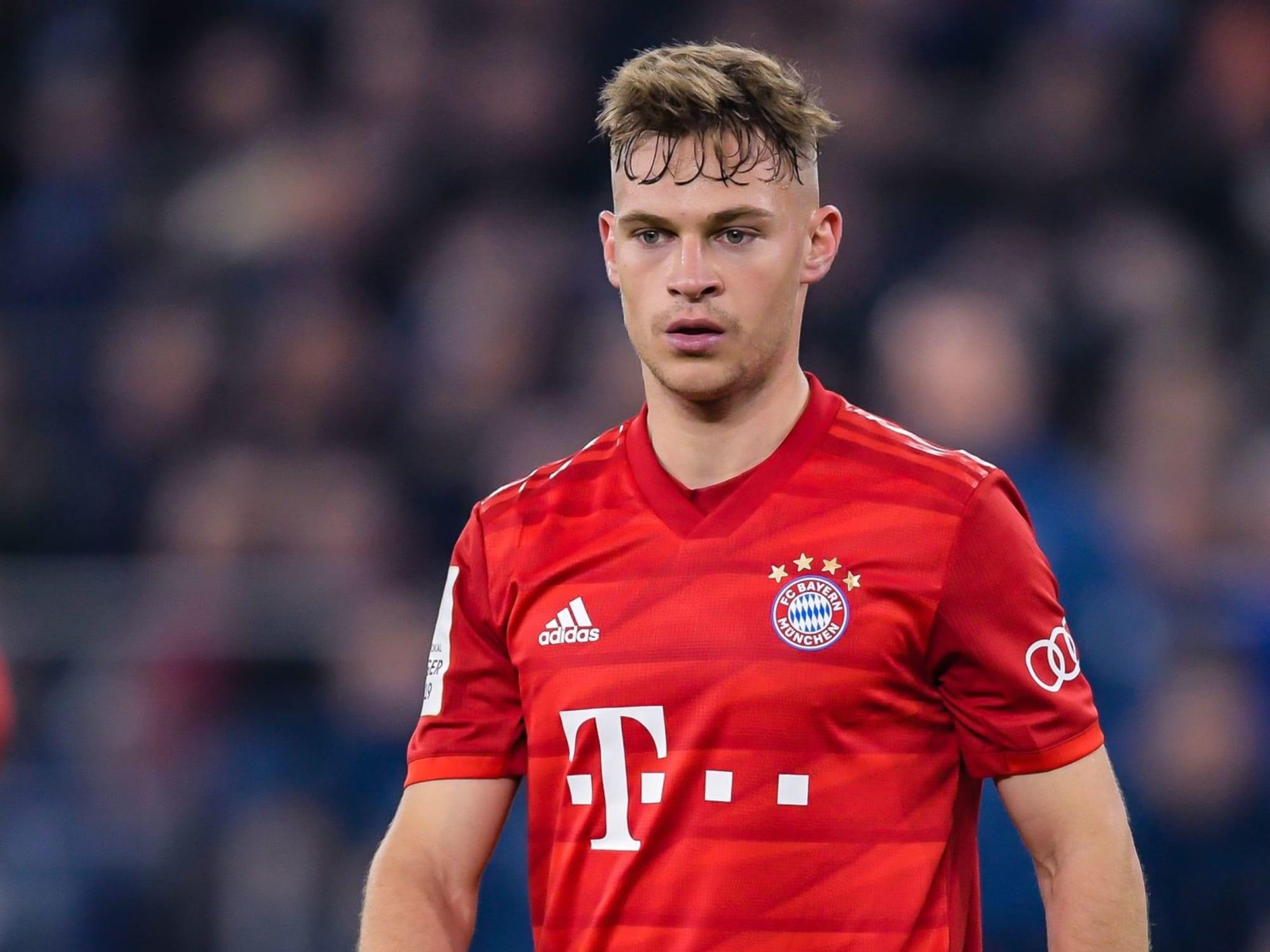 Bayern Munich: Joshua Kimmich is the most versatile squad player
