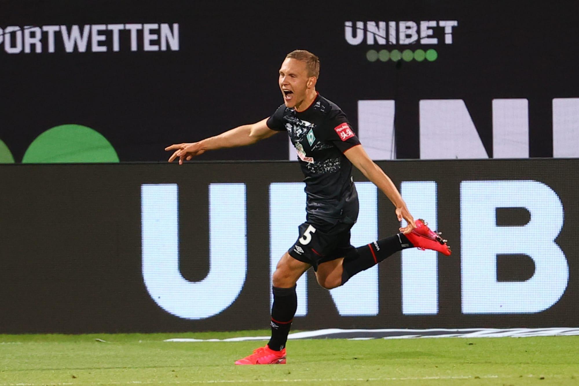 Werder Bremen is safe in Bundesliga for another season