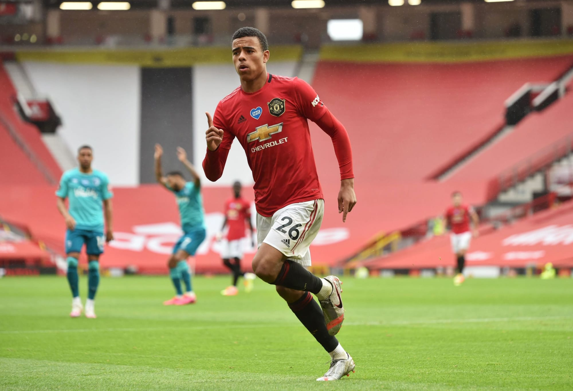 Manchester United: Why buy Sancho when you have Greenwood?