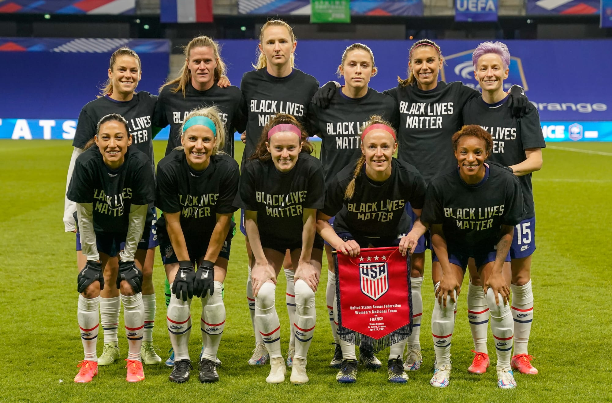USWNT: April friendlies show room to improve before Olympics