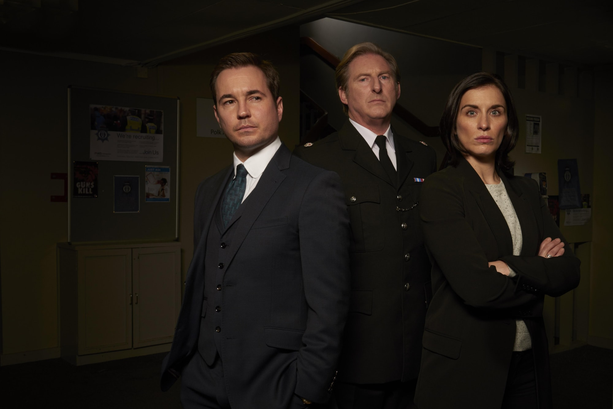 Line of Duty series 1, episode 3: Where all the bodies are buried