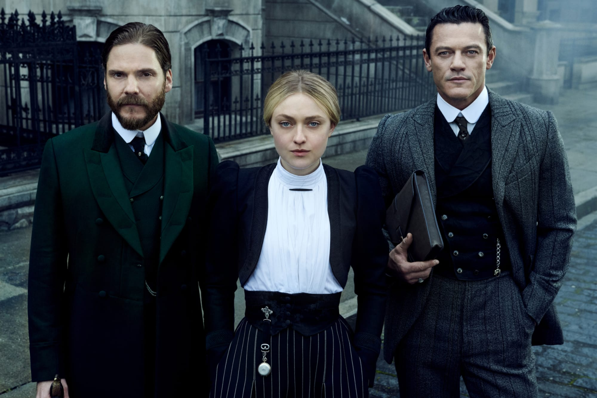 Watch The Alienist: Angel of Darkness Episodes 5 and 6 live