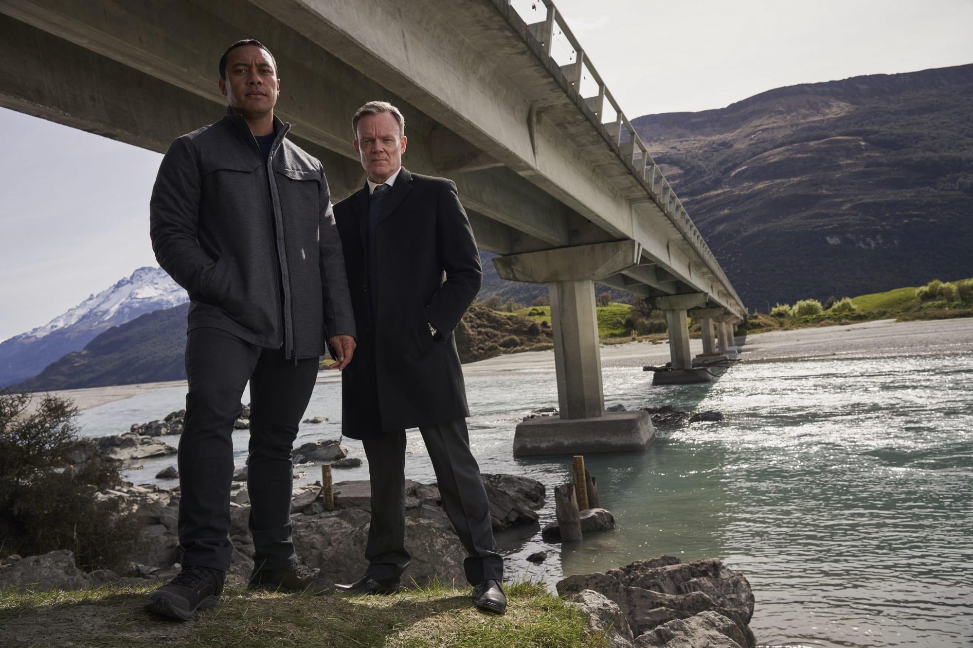 One Lane Bridge: Who wanted Grub dead?