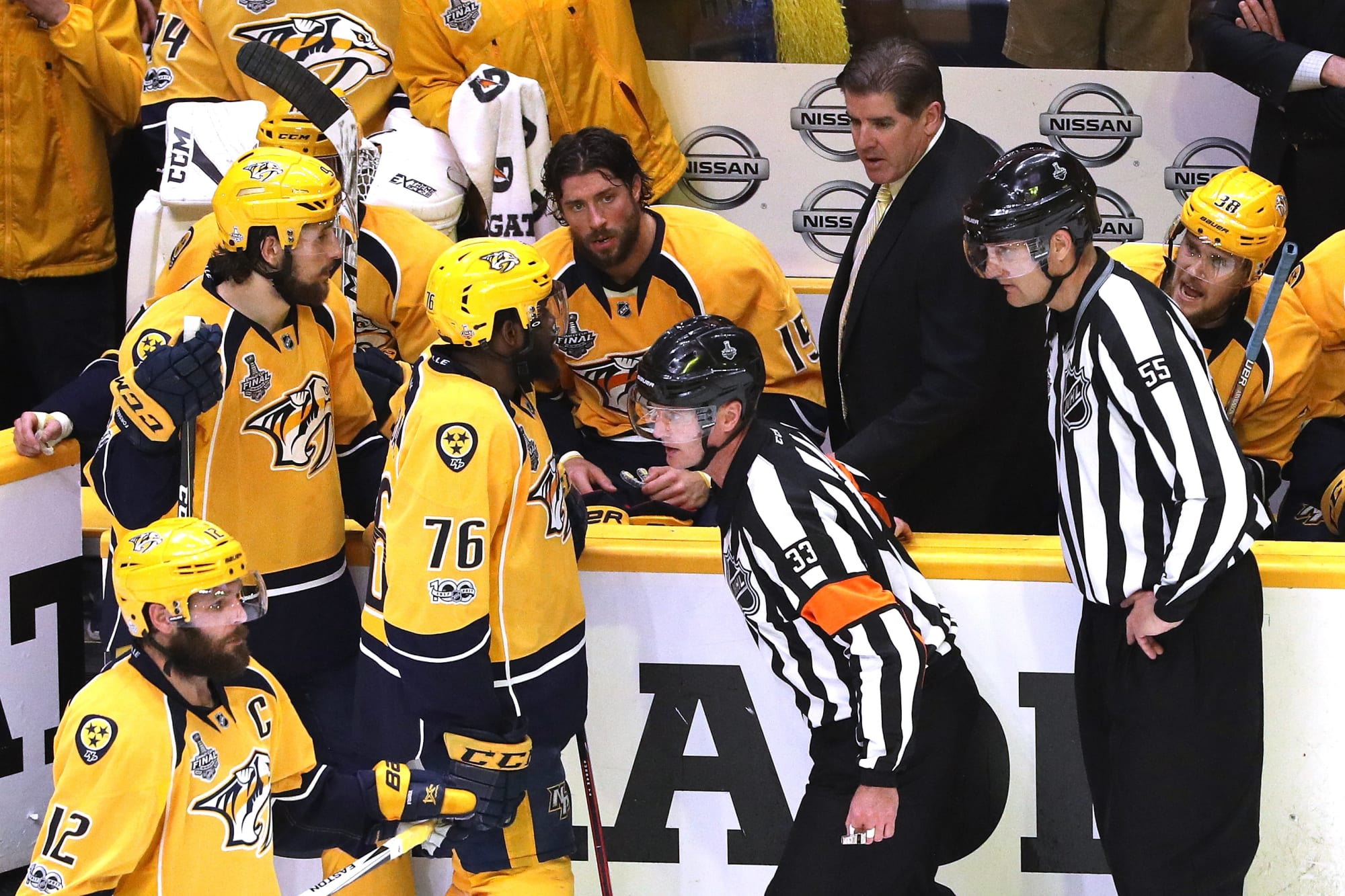 Nashville Predators: Comparing This Team to 2016-17 Stanley Cup Team