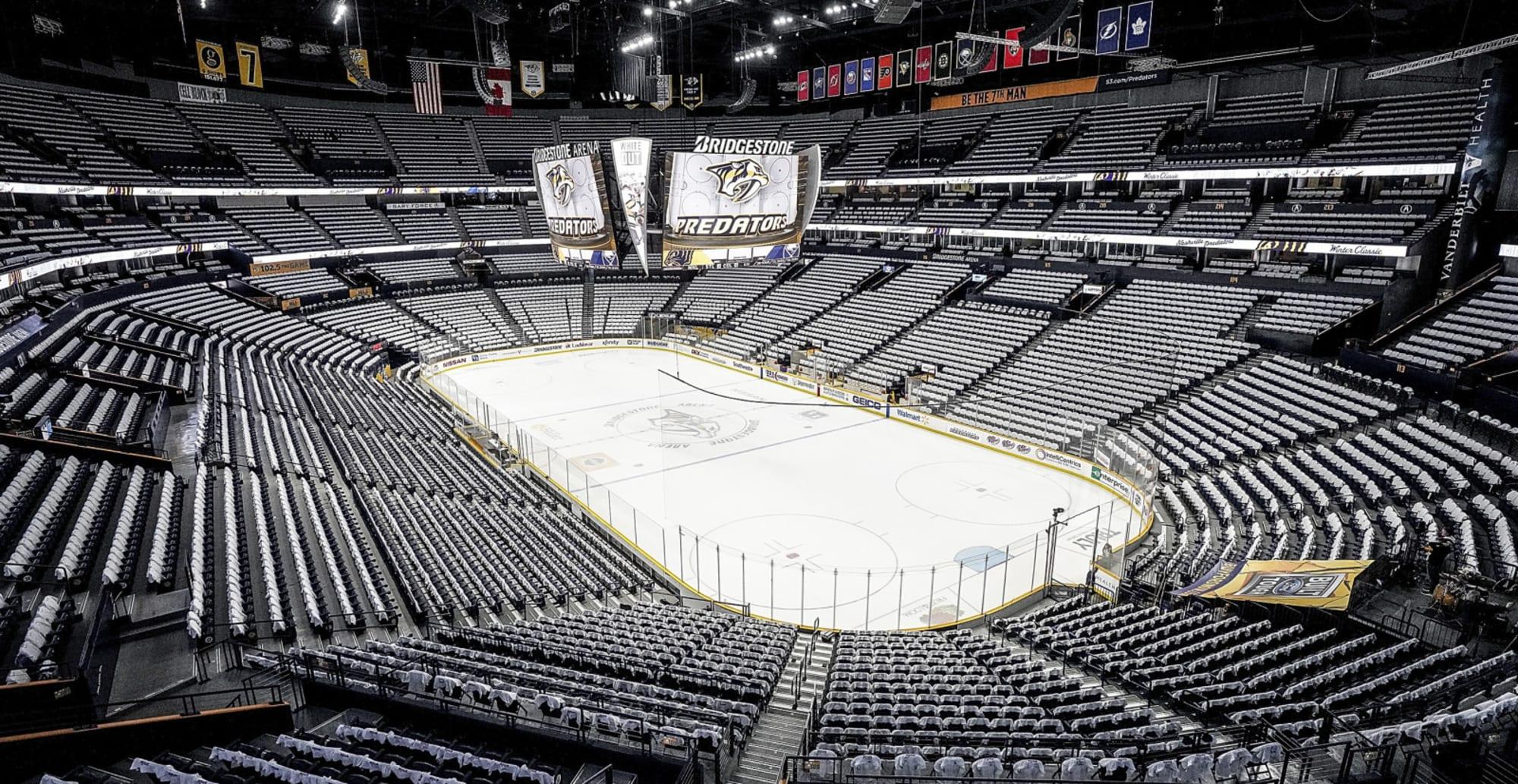 Nashville Predators Wrap-Up: There's Ice Down In Bridgestone