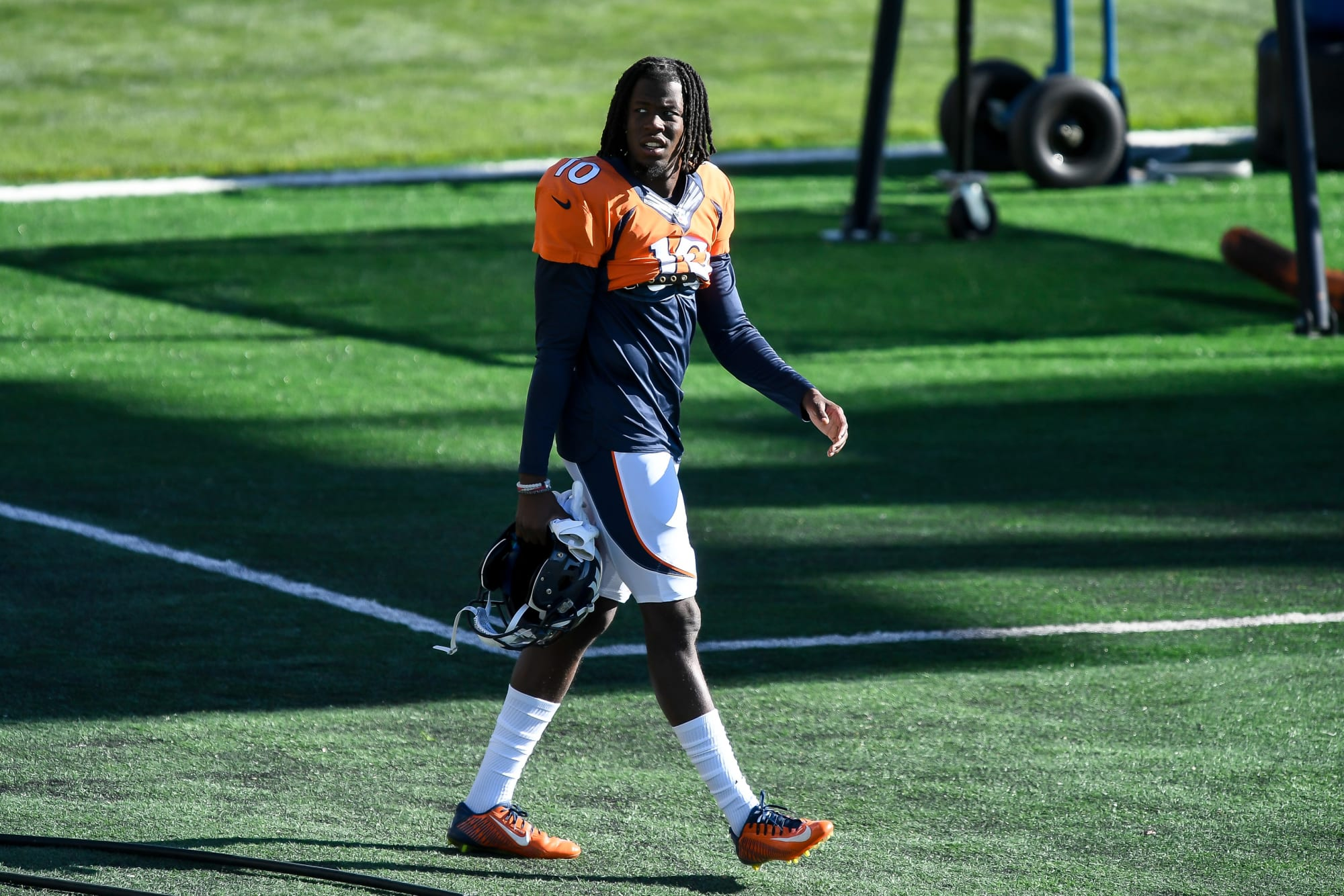 Denver Broncos Gameday: Jerry Jeudy capable of that big game