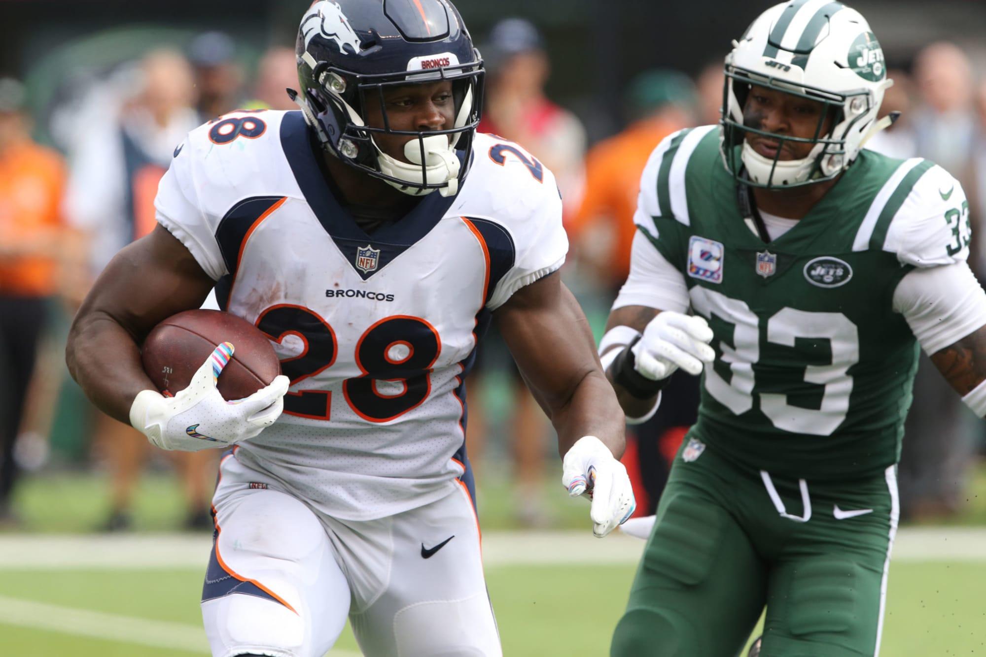 Denver Broncos At New York Jets Week Four Preview
