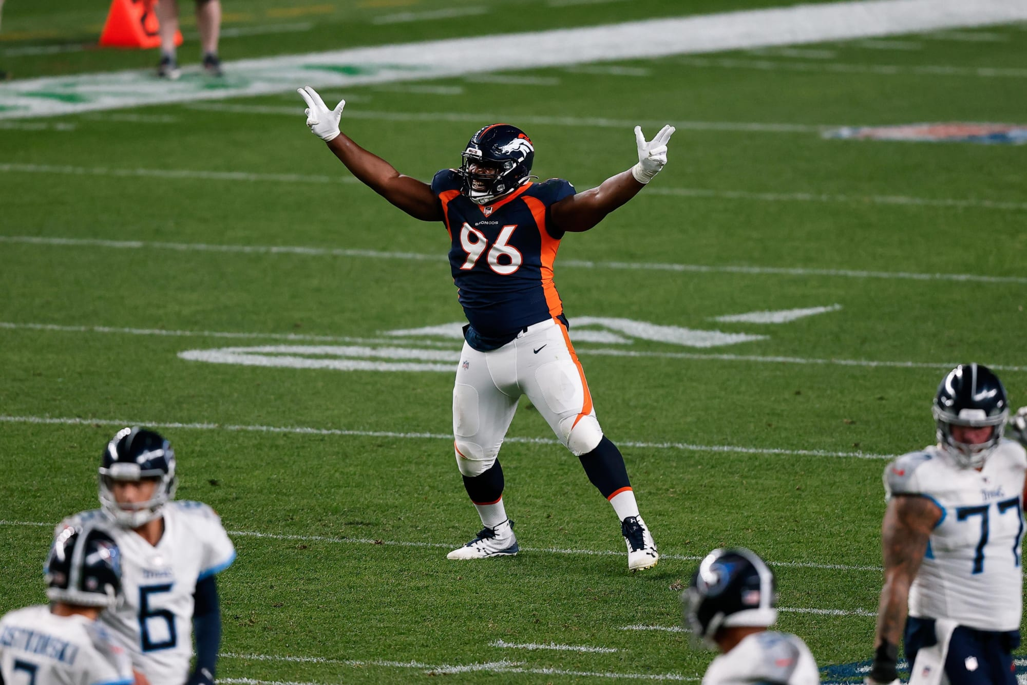 Denver Broncos: Player frustration isn't a bad thing
