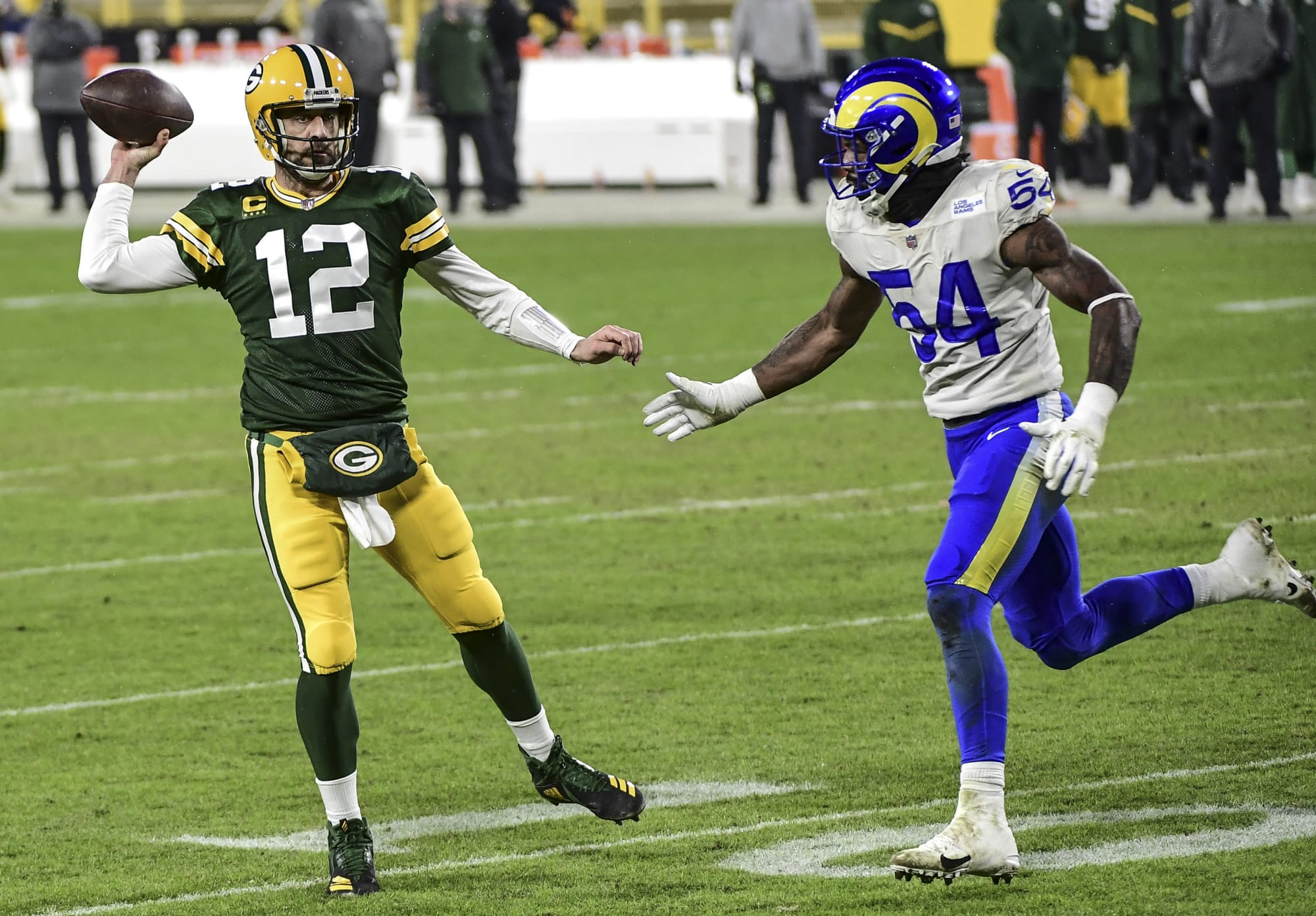 Denver Broncos: Good news if Aaron Rodgers turns down contract