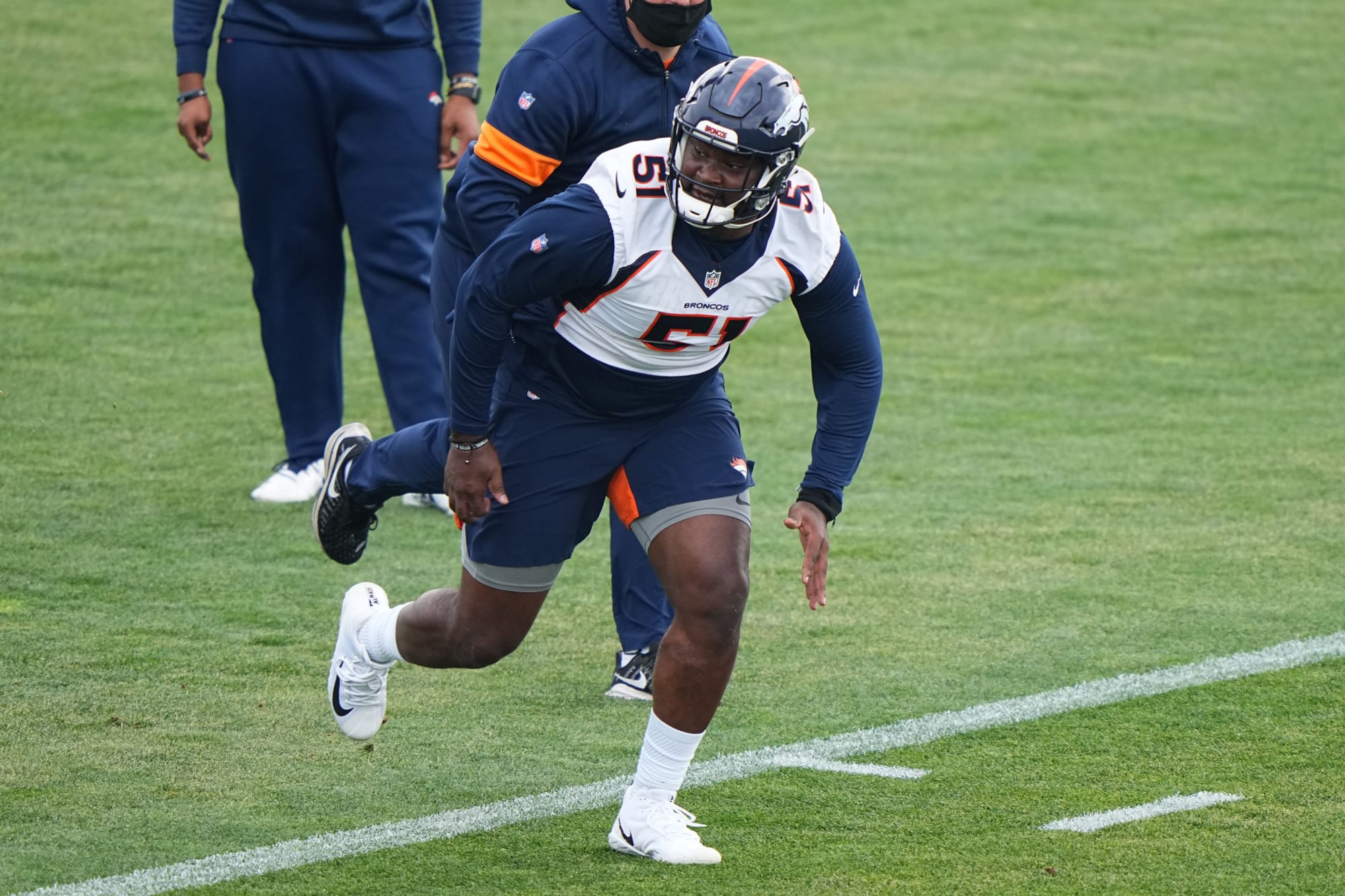 Denver Broncos: Marquiss Spencer is the team's most overlooked rookie