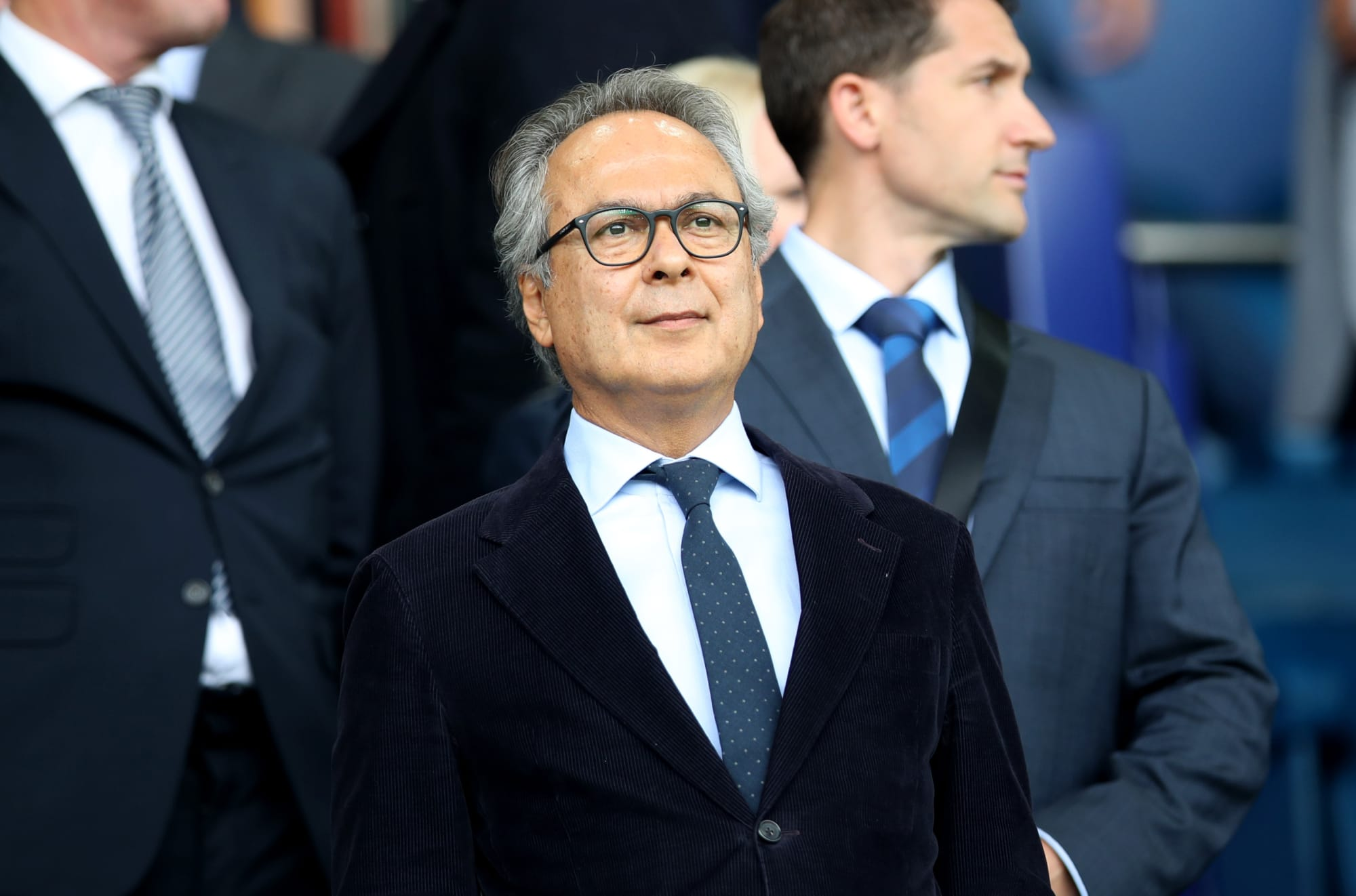 Everton squad revealed as most expensive outside Premier League's top six