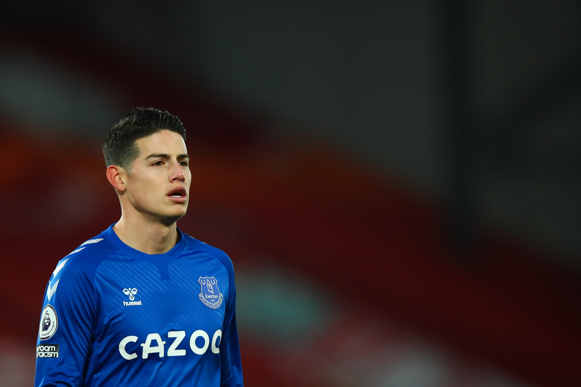 Everton: Latest update on James Rodriguez future and his move to Qatar