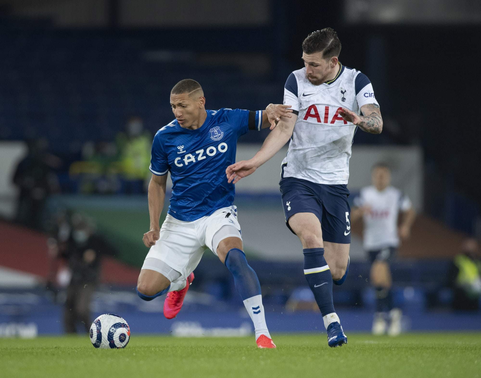 Three takeaways from Everton 2 Tottenham 2