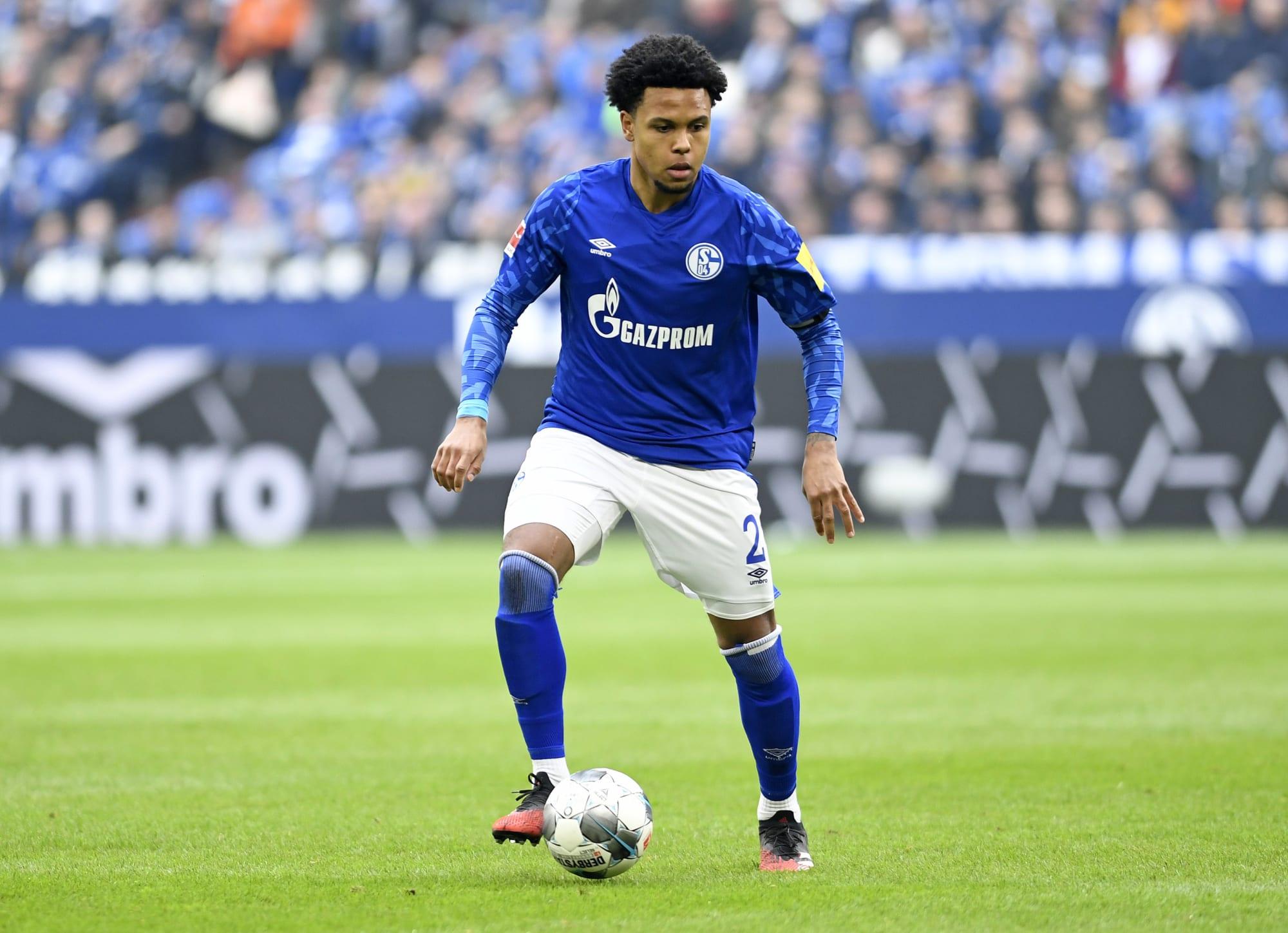 Everton get encouraging Weston McKennie transfer news