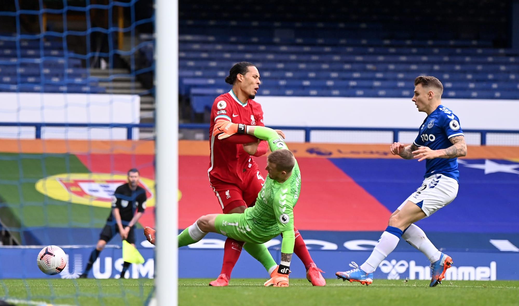 Media's reaction indicates anti-Everton bias