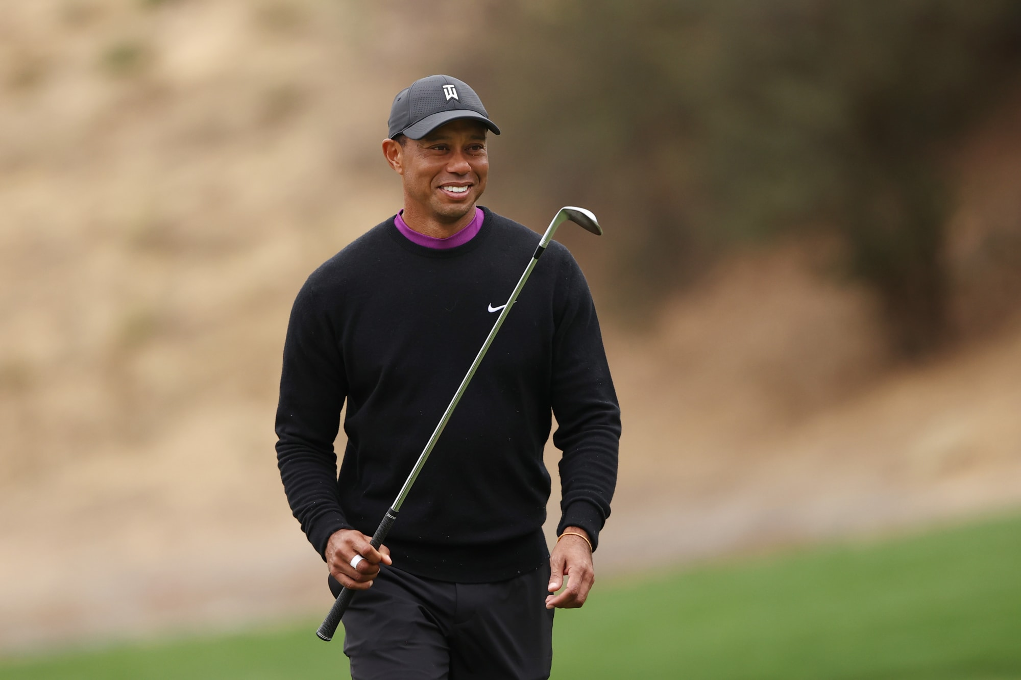 Zozo Championship: Tiger Woods shows signs on Friday