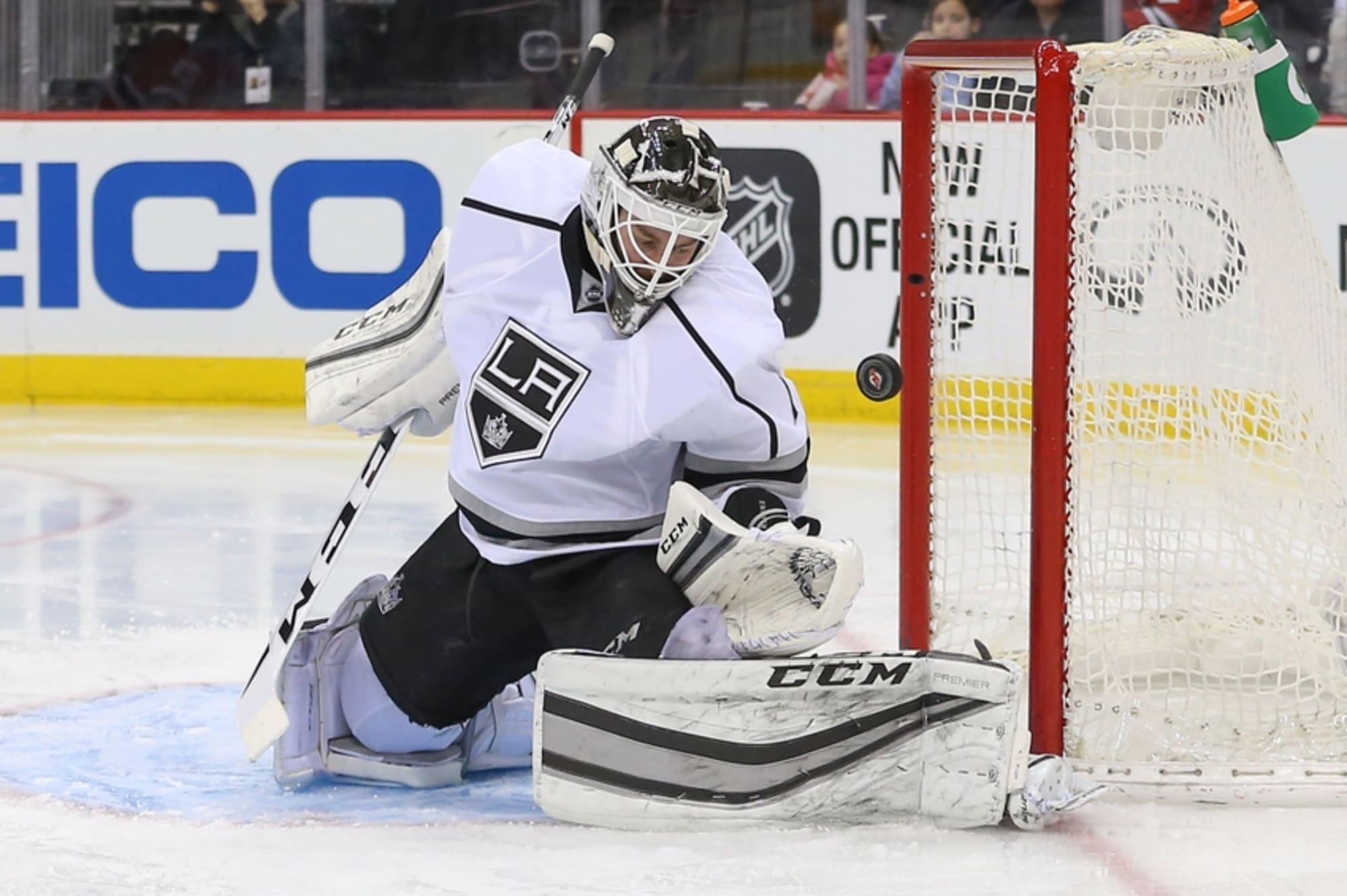 Toronto Maple Leafs News Enroth Hunter Prust And Hrabarenka
