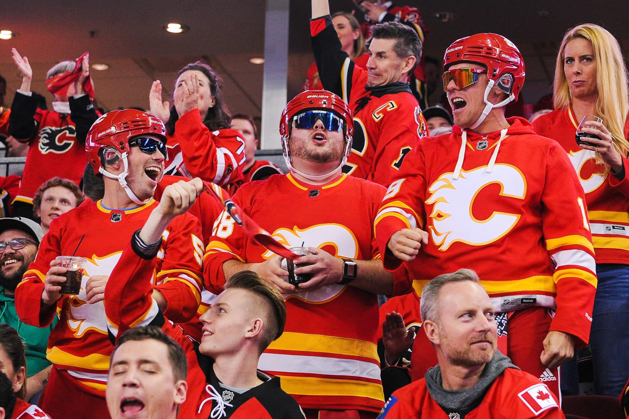 When will NHL fans be able to come back to arenas?