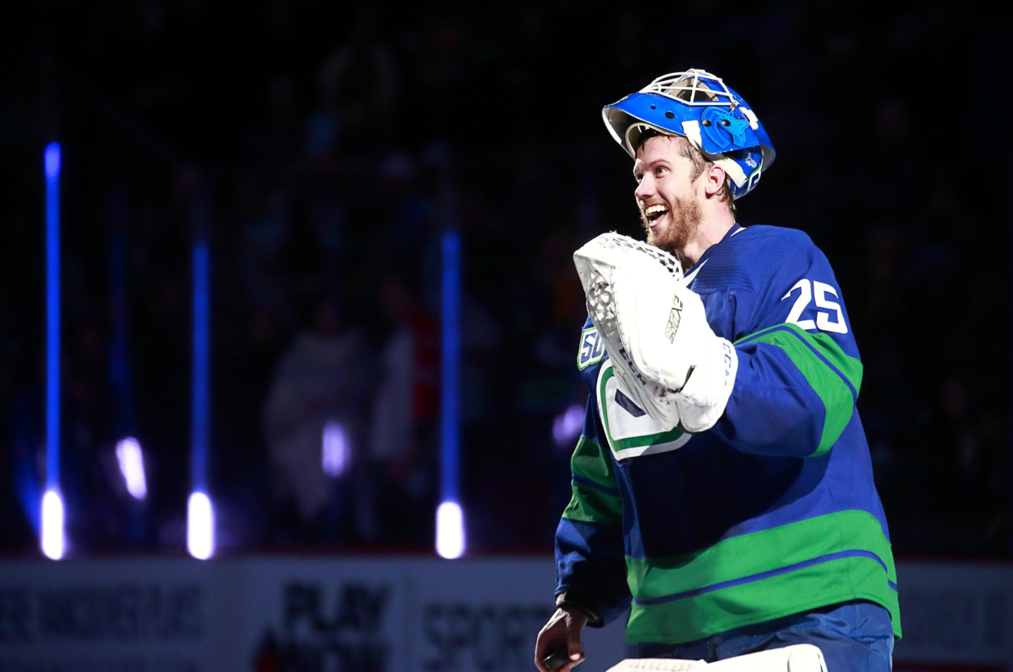 Canucks Jacob Markstrom Replaces Marc Andre Fleury On All Star Roster