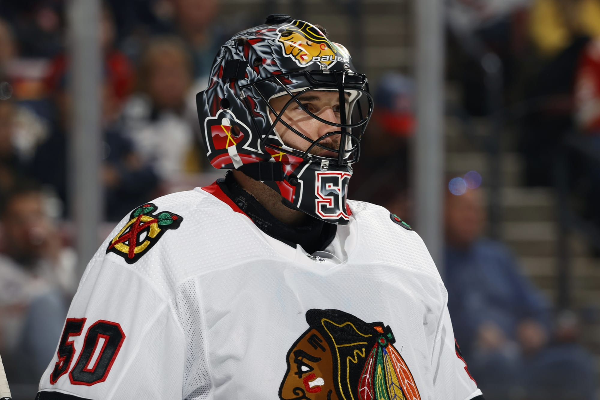 New Jersey Devils Grading The Corey Crawford Signing