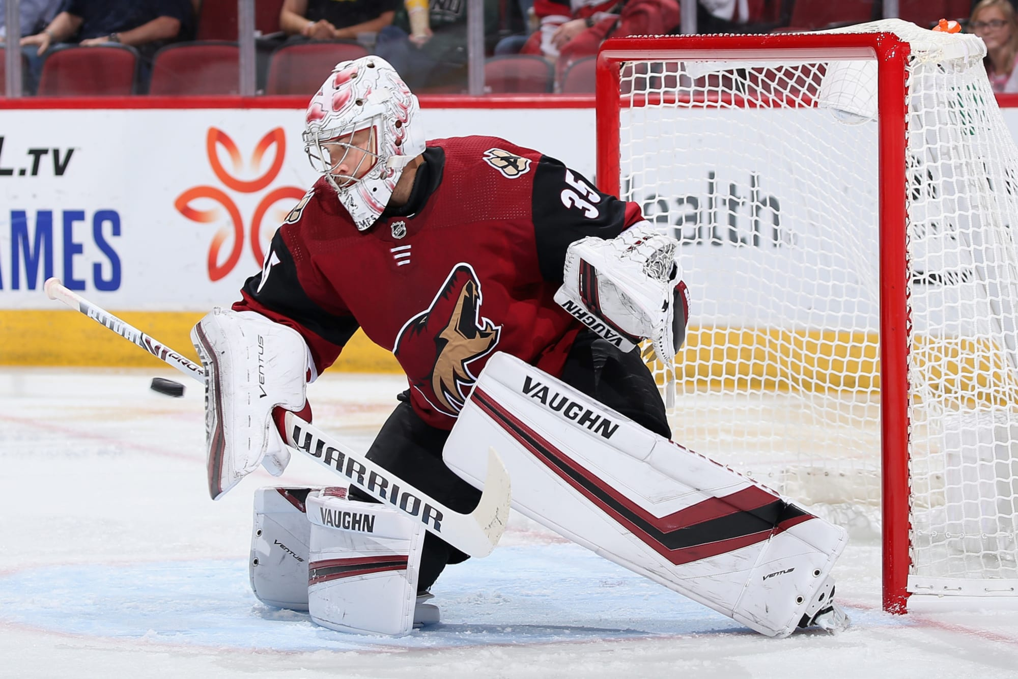 Will Darcy Kuemper be able to hold his own on the Avalanche?