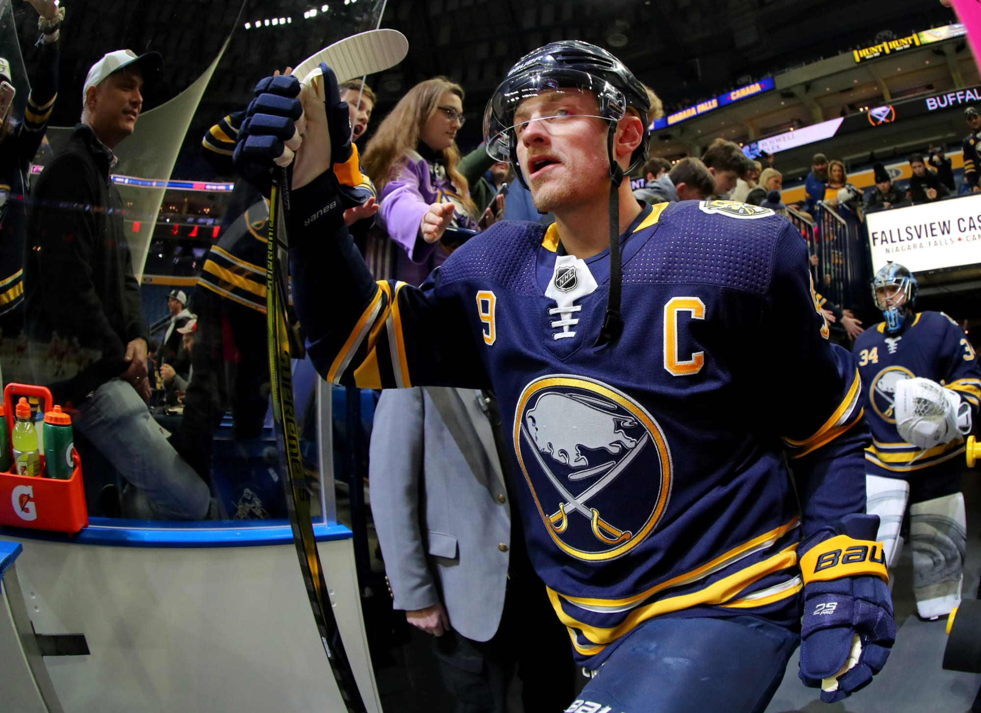 The Buffalo Sabres Drama With Jack Eichel Is Bad For The NHL