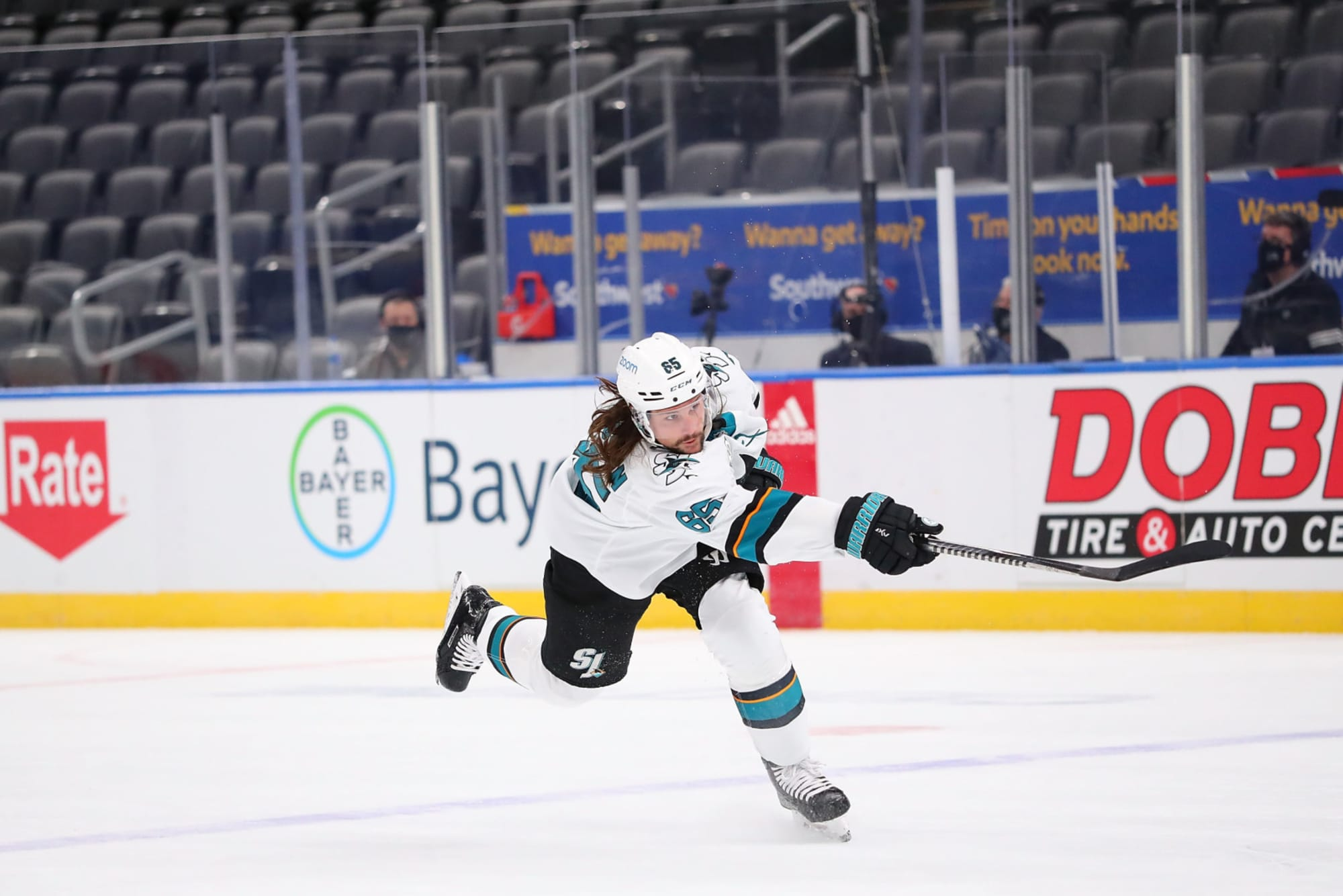 San Jose Sharks: How did Erik Karlsson earn a star without a point?