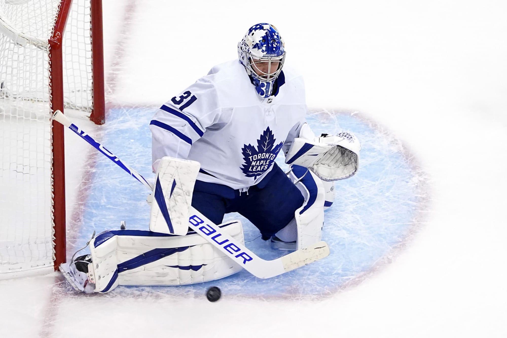 Toronto Maple Leafs Frederik Andersen And The Goalie Gambit