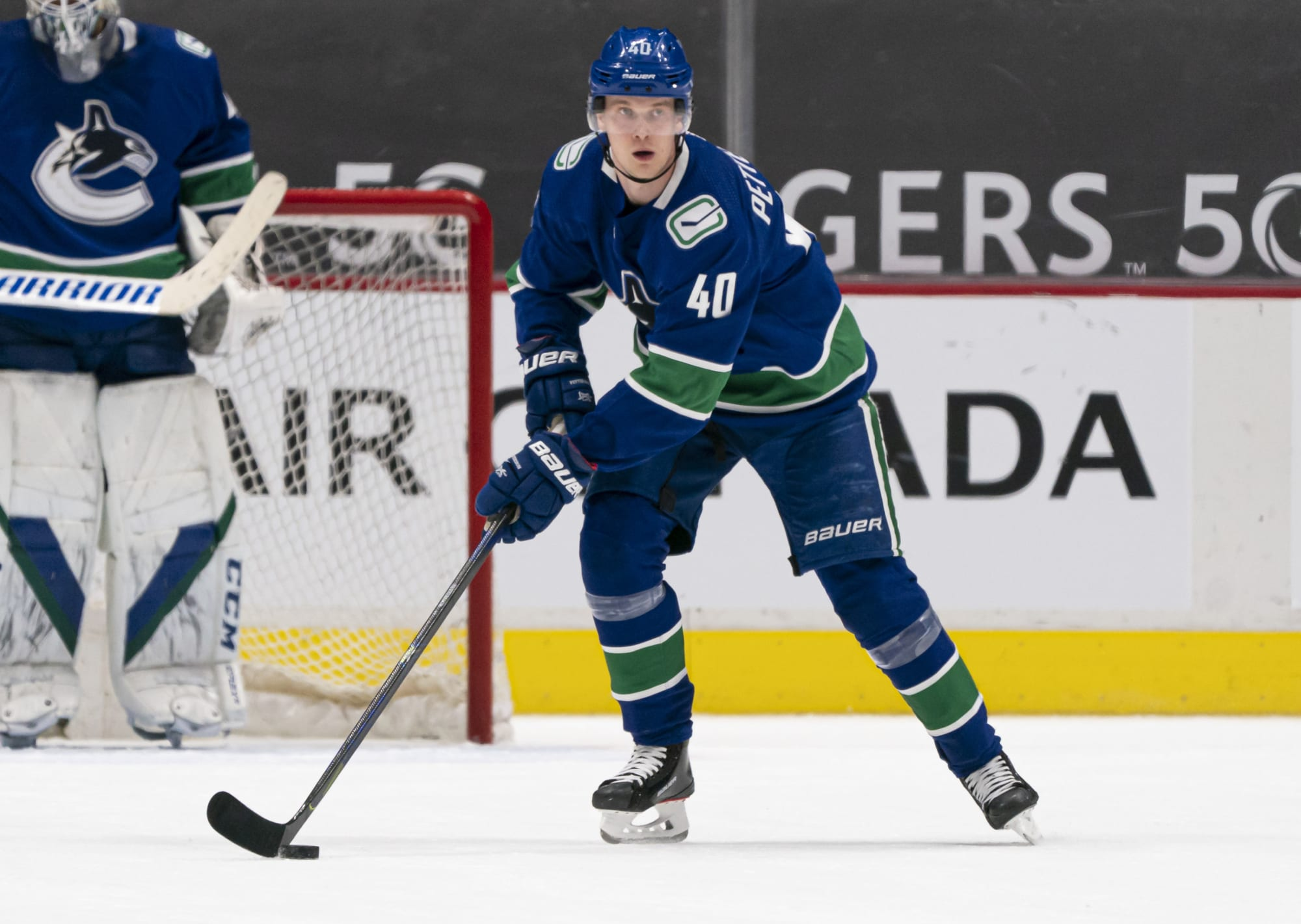 Vancouver Canucks: What on earth is going on with Elias Pettersson?