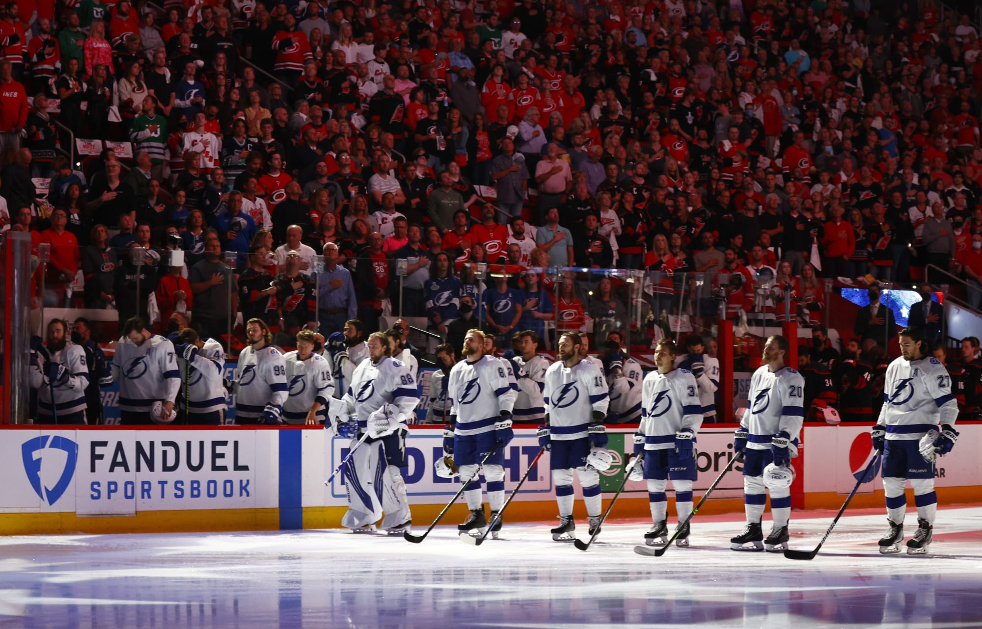 Inside The Box: One reason why each of the Final Four will win the Stanley Cup