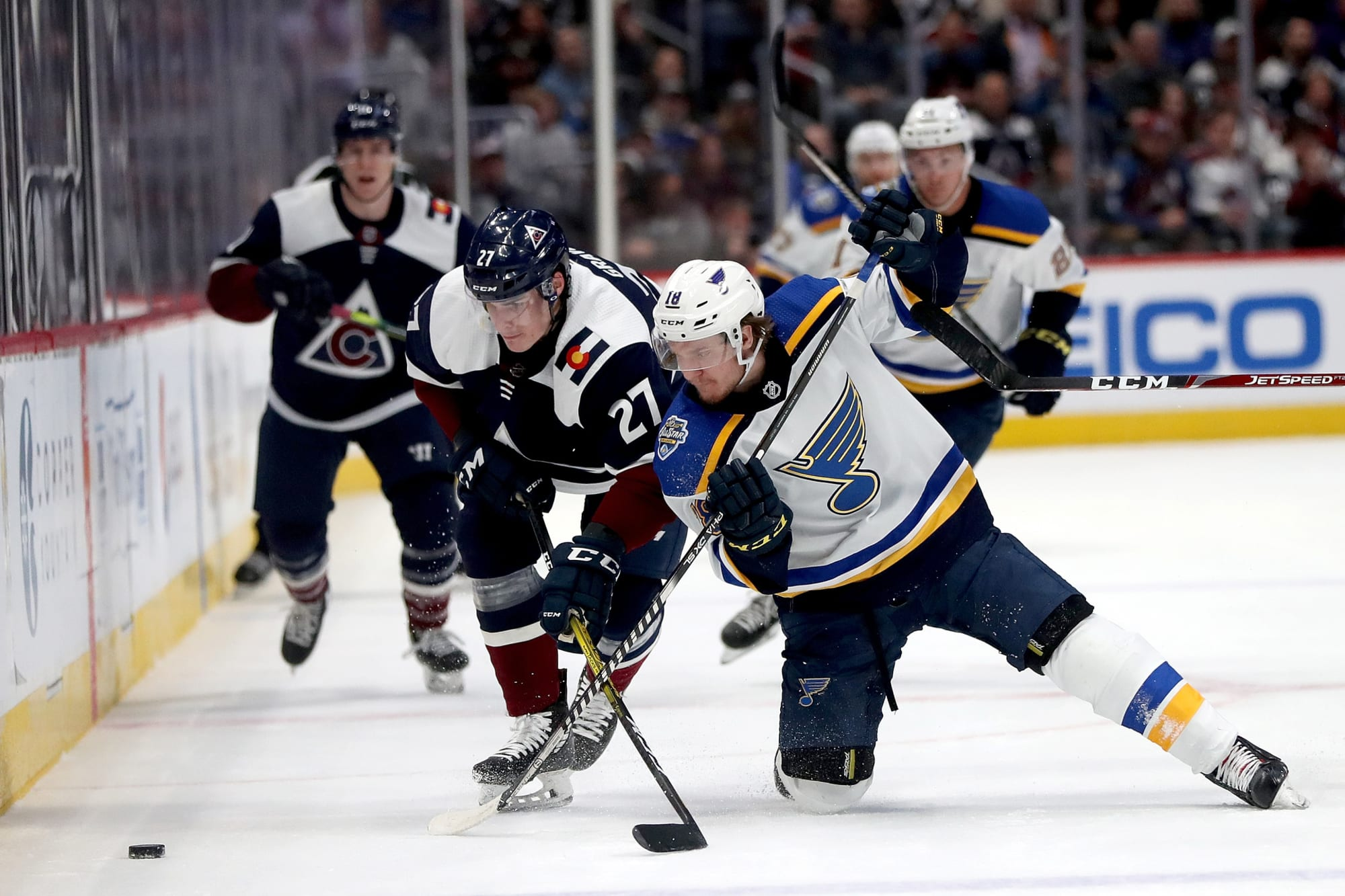 Stanley Cup Playoffs: St. Louis Blues vs. Colorado Avalanche start time, live stream