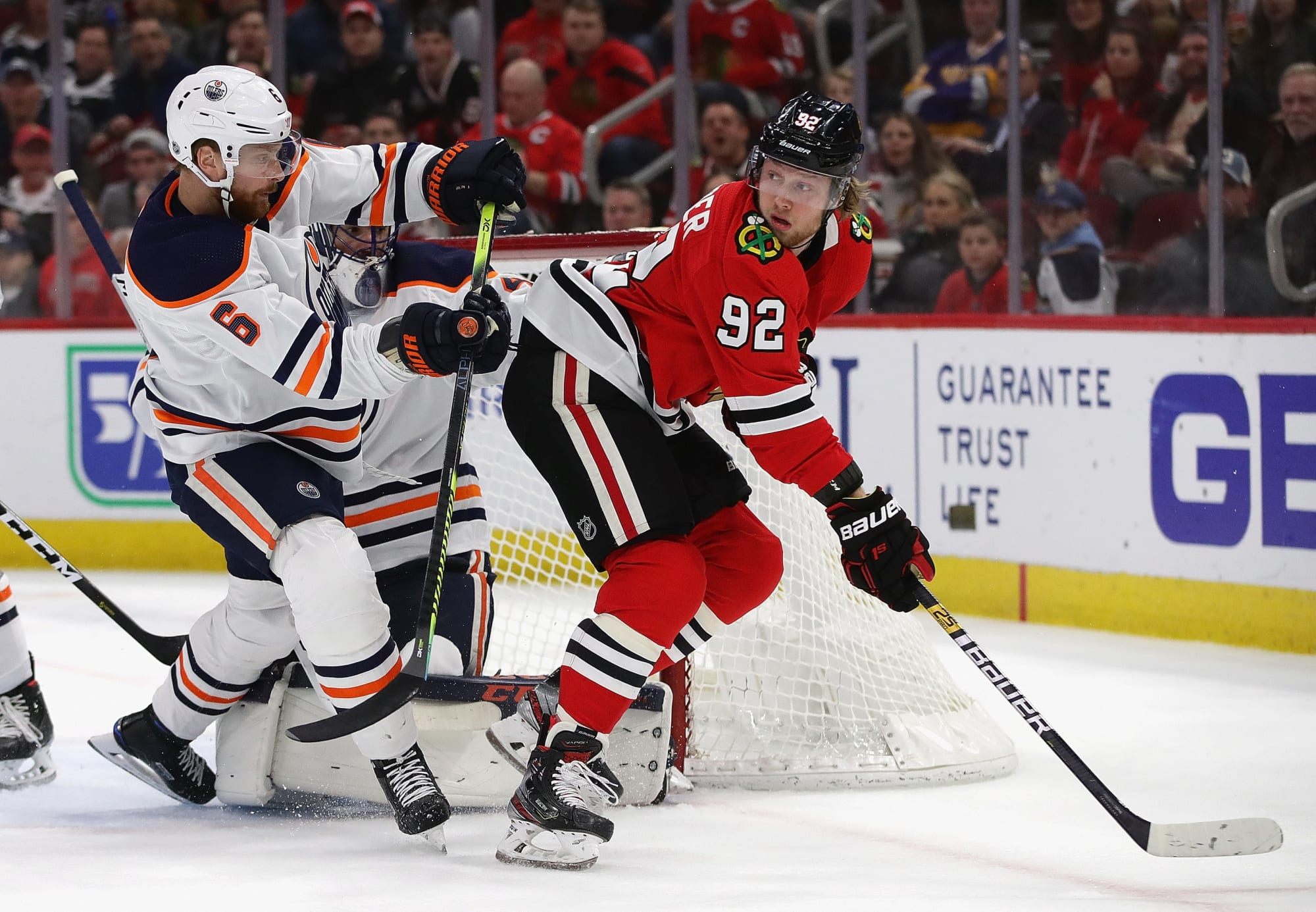 Stanley Cup Playoffs: Edmonton Oilers vs. Chicago Blackhawks Game 4 start time, live stream, TV schedule