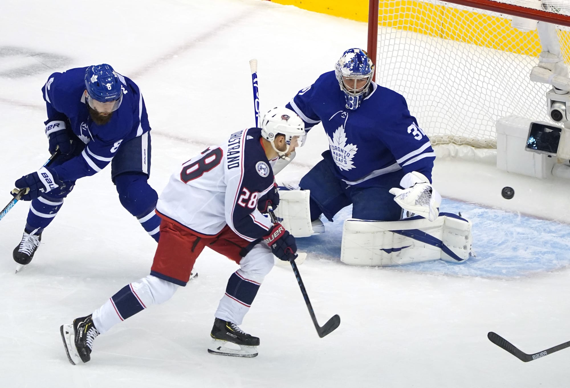 Stanley Cup Playoffs Maple Leafs Vs Blue Jackets Game 4 Live Stream