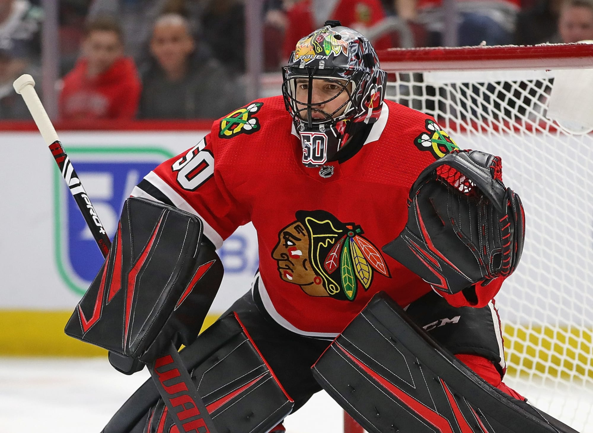 Corey Crawford S Potential Absence Impacts New Jersey Devils Plans