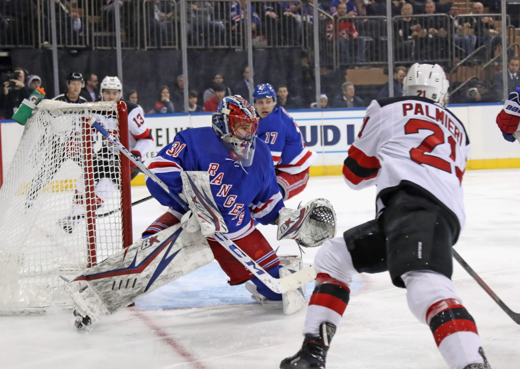New Jersey Devils: New York Rangers Rivalry About To Reignite